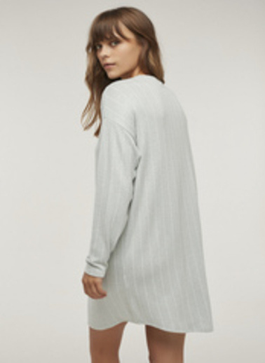 Penti Kadın Galaxy  Ev Elbisesi PNPJ8GF220SK Renkli